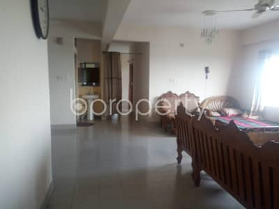 3 Bedroom Apartment for Sale in New Market, Dhaka - Dining room