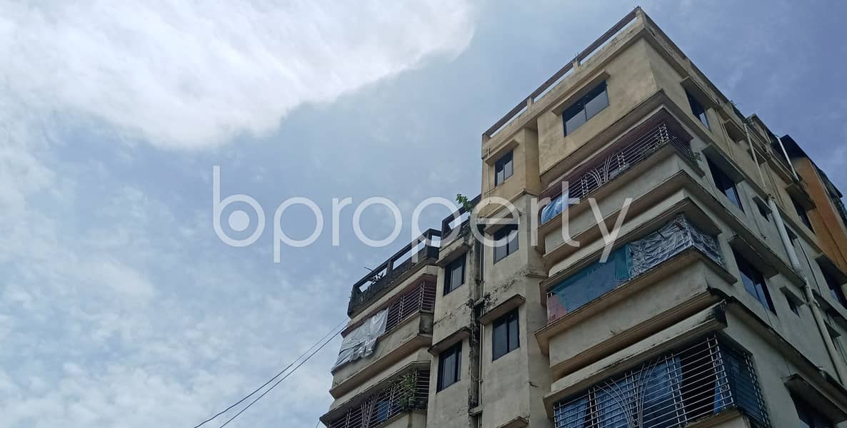 650 Sq Ft Apartment Is Ready For Rent At Halishahar