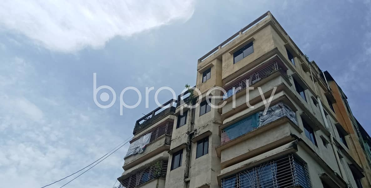 This 650 Sq Ft Apartment Is Ready For Rent At Halishahar