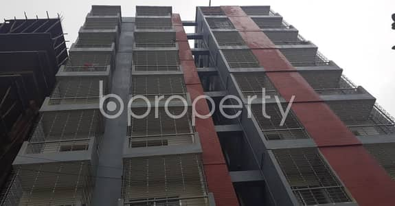 3 Bedroom Apartment for Rent in 9 No. North Pahartali Ward, Chattogram - A proper 1250 SQ FT residence is prepared to be rented at West Khulshi