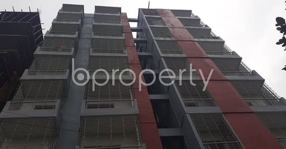 3 Bedroom Flat for Rent in 9 No. North Pahartali Ward, Chattogram - We Have A 1250 Sq. ft Flat For Rent In West Khulshi Nearby Muktijodda Jame Mosjid