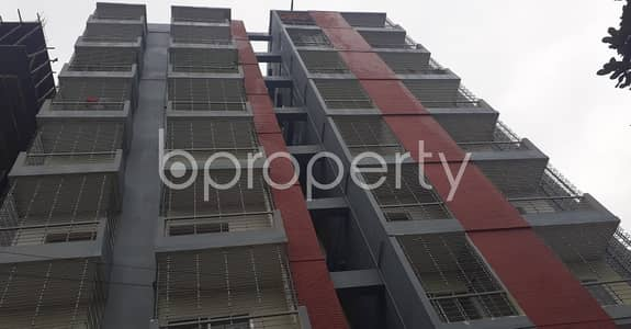 3 Bedroom Apartment for Rent in 9 No. North Pahartali Ward, Chattogram - A proper 1250 SQ FT residence is prepared to be rented at 9 No. North Pahartali Ward