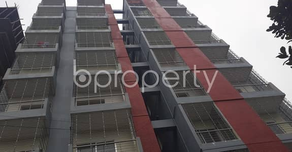 3 Bedroom Flat for Rent in 9 No. North Pahartali Ward, Chattogram - A convenient 1250 SQ FT residential home is prepared to be rented at West Khulshi