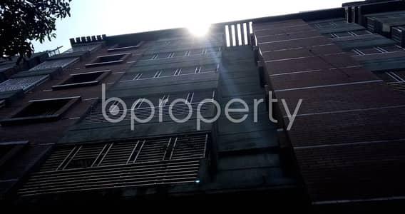 ভাড়ার জন্য BAYUT_ONLYএর অ্যাপার্টমেন্ট - কালাচাঁদপুর, ঢাকা - Available In Kalachandpur, A 800 Sq. Ft -2 Bedroom Apartment For Rent, Near To Paka Masjid .