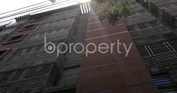 ভাড়ার জন্য BAYUT_ONLYএর অ্যাপার্টমেন্ট - কালাচাঁদপুর, ঢাকা - A Nice Flat Comes With 750 Sq Ft Space For Rent In The Location Of West Kalachandpur