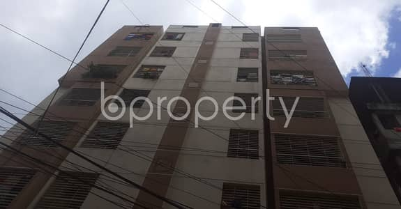 3 Bedroom Apartment for Rent in Uttar Lalkhan, Chattogram - Start Your New Home, In This Reasonable And Comfortable 1200 Sq. Ft -3 Bedroom Flat Which Is Up For Rent In Kusumbag Residential Area.