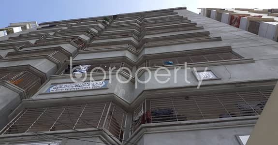 2 Bedroom Flat for Sale in Malibagh, Dhaka - In The Beautiful Neighborhood In Malibagh A Flat Is Up For Sale