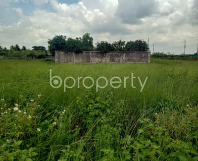 Plot for Sale in Purbachal, Dhaka - Font view