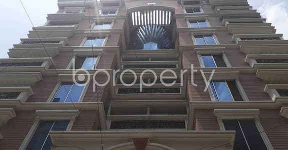 3 Bedroom Apartment for Rent in Bashundhara R-A, Dhaka - 1400 Sq Ft Flat Is Available For Rent In Bashundhara