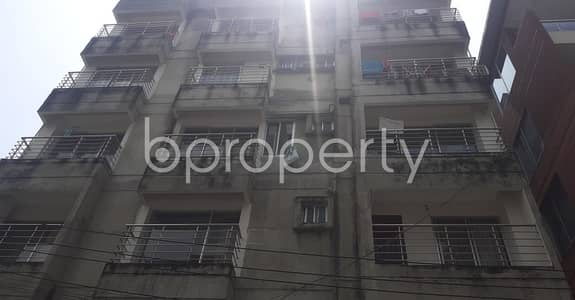 2 Bedroom Flat for Rent in Bashundhara R-A, Dhaka - 800 Sq Ft Flat Available For Rent In Bashundhara
