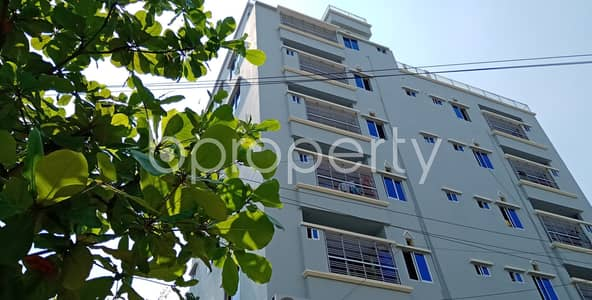 ভাড়ার জন্য BAYUT_ONLYএর ফ্ল্যাট - হালিশহর, চিটাগাং - Bringing you a 650 SQ FT home for rent, in Halishahar