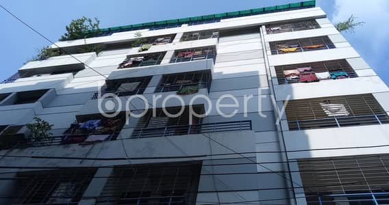 3 Bedroom Apartment for Rent in Kalabagan, Dhaka - A well-constructed beautiful 1178 SQ FT apartment is ready to Rent in Kalabagan