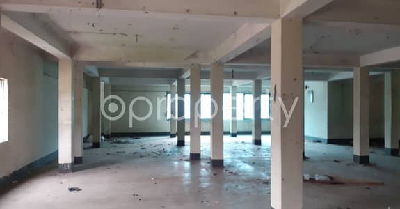 Floor for Rent in Gazipur Sadar Upazila, Gazipur - View This 4300 Sq Ft Commercial Space For Rent In Gazipur