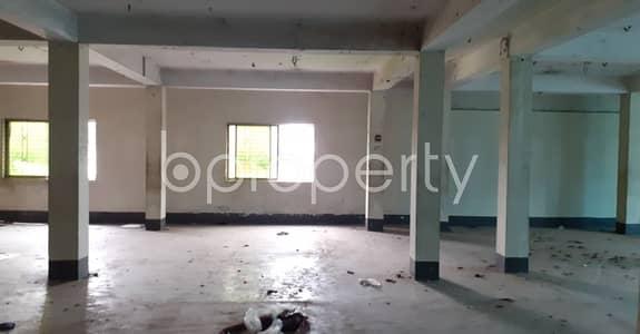 Floor for Rent in Gazipur Sadar Upazila, Gazipur - 4300 Sq Ft Commercial Area Is For Rent In Gazipur