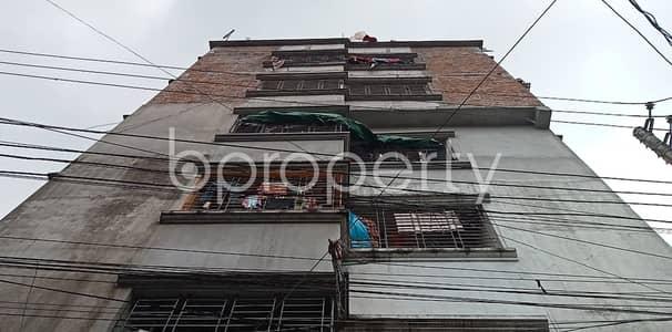 3 Bedroom Apartment for Rent in Ibrahimpur, Dhaka - 950 Sq Ft Flat Is Up For Rent In Ibrahimpur