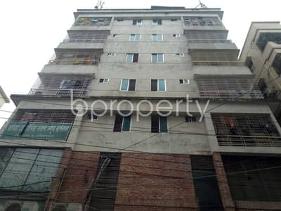 Floor for Sale in Mirpur, Dhaka - A 2000 Square Feet Large Commercial Floor At Rupnagar R/A Is For Sale.