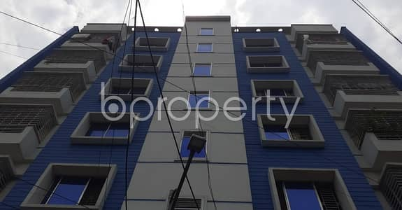 3 Bedroom Flat for Rent in Kotwali, Chattogram - 1200 Sq Ft Apartment Is Ready For Rent At Kotwali