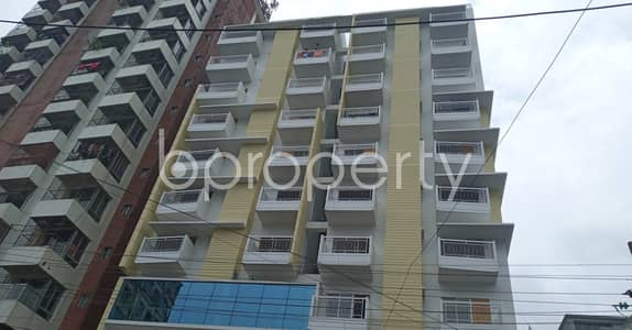 3 Bedroom Flat for Rent in Muradpur, Chattogram - Make your residence in a 1420 SQ FT rental flat at Muradpur