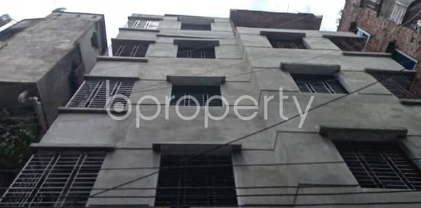 2 Bedroom Apartment for Rent in Ibrahimpur, Dhaka - Built with modern amenities, check this flat for rent which is 850 SQ FT in Ibrahimpur