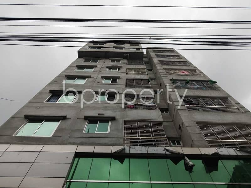 Well Constructed Commercial Space For Rent In Malibagh, Near Mouchak Bus Stand