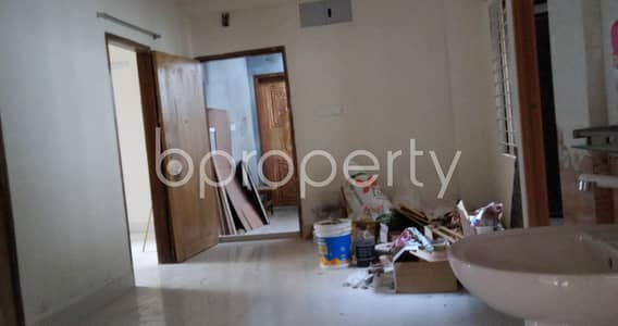 4 Bedroom Flat for Rent in Kalabagan, Dhaka - Reside Conveniently In This Comfortable Flat For Rent Near By Bashir Uddin Road Jaame Masjid.
