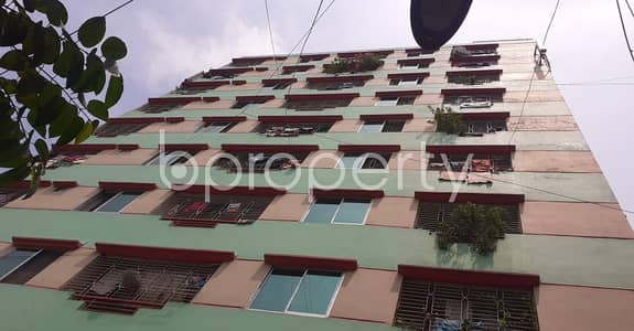 2 Bedroom Flat for Sale in Mugdapara, Dhaka - Buy This 763 Sq Ft Flat To Make Your New Address