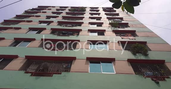 2 Bedroom Flat for Sale in Mugdapara, Dhaka - Cozy Living Space Is Waiting For Sale In North Mugdapara Which Is 763 Sq Ft