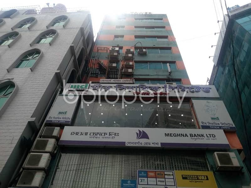 360 Sq. Ft. Commercial Space For Rent In Hatirpool Near Khan Hasan Adarsha Government Primary School