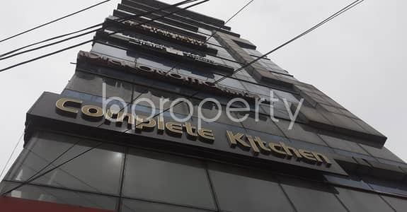 Office for Rent in Lal Khan Bazaar, Chattogram - A 1500 Square Feet Spacious Commercial Office For Rent At CDA Avenue