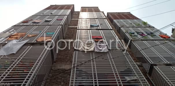 3 Bedroom Apartment for Rent in Ibrahimpur, Dhaka - A well-sized 1100 SQ FT apartment is available for rent at Ibrahimpur