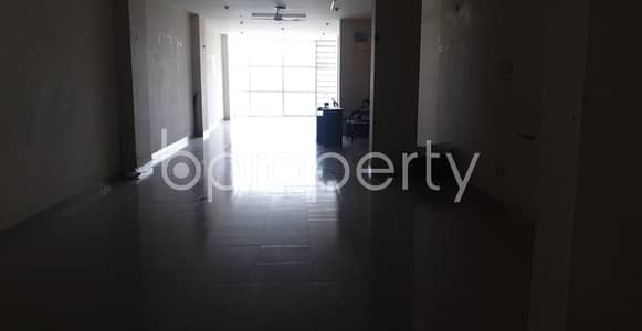 Office for Rent in Mirpur, Dhaka - 1200 Sq. ft Commercial Office Space For Rent At Section 6, Mirpur .
