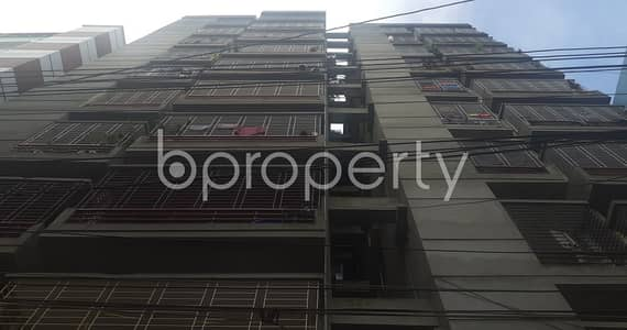 3 Bedroom Apartment for Sale in Mirpur, Dhaka - Impressive Flat Of 1400 Sq Ft Is Up For Sale In Middle Paikpara