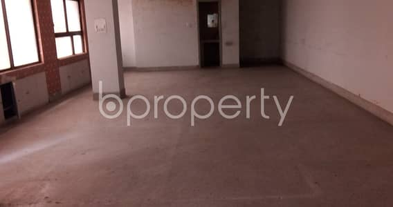 Floor for Rent in Tejgaon, Dhaka - 1100 Square Feet Office Space At Kawran Bazar Road Is For Rent