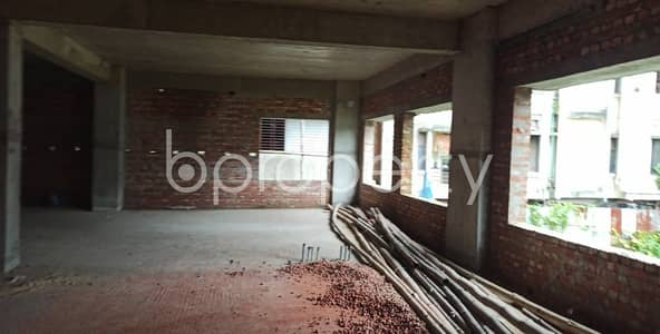 Office for Rent in Kazir Dewri, Chattogram - Look At This Large 2000 Square Feet Commercial Office For Rent At Chatteshwari Road