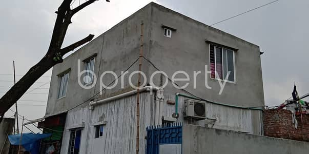 Plot for Sale in Banasree, Dhaka - 2.15 Katha Plot Is Available For Sale In South Banasree Project
