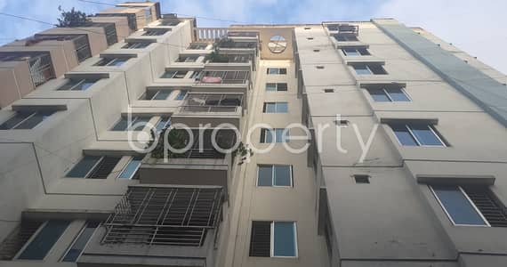 3 Bedroom Apartment for Sale in Mirpur, Dhaka - This 1000 Sq Ft Flat In Middle Paikpara With A Convenient Price Is Up For Sale