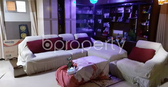 3 Bedroom Flat for Sale in Hatirpool, Dhaka - Everything You Need In A Home Is All Right Here In This Bir Uttam C. r. Datta Road 1860 Sq. Ft Flat Which Is Up For Sale .