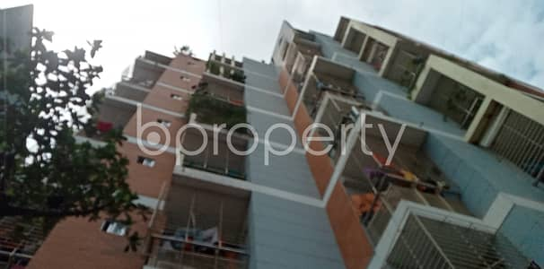 3 Bedroom Flat for Rent in Ibrahimpur, Dhaka - 1250 Sq Ft Flat For Rent In Momin Road, Ibrahimmpur