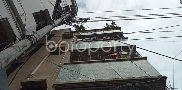 2 Bedroom Apartment for Rent in Ibrahimpur, Dhaka - Tastefully Designed this 650 SQ FT flat is now vacant for rent in Ibrahimpur