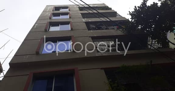 2 Bedroom Flat for Rent in 9 No. North Pahartali Ward, Chattogram - A Decent 950 SQ FT flat is now to Rent in 9 No. North Pahartali Ward