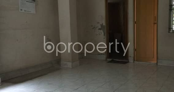 3 Bedroom Apartment for Rent in Kathalbagan, Dhaka - This 1200 Sq Ft Flat Is Up For Rent Within Your Affordability, Is Located At Kathalbagan