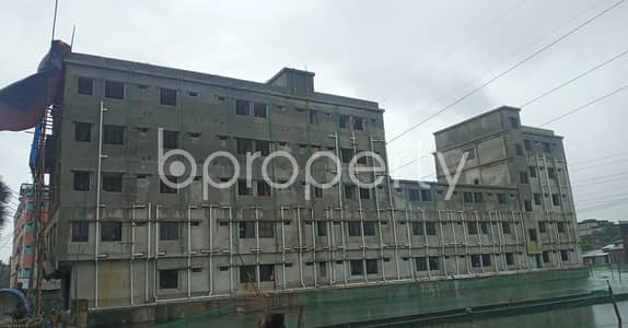 1 Bedroom Flat for Rent in Halishahar, Chattogram - A Reasonable Apartment Of 470 Sq Ft -1 Bedroom Is Waiting To Be Rented In Kolshi Dighir Par, Bandartila .