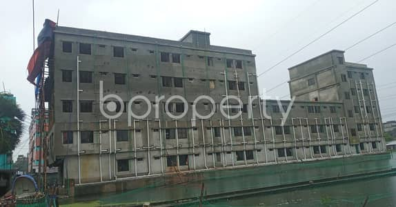 1 Bedroom Flat for Rent in Halishahar, Chattogram - Great Location! Check Out This 475 Square Feet And 1 Bedroom Flat For Rent In Dhumpara .