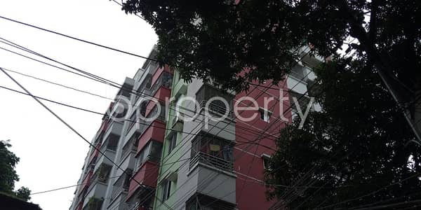3 Bedroom Flat for Sale in Sutrapur, Dhaka - A 3 Bedroom And 1160 Sq Ft Properly Developed Flat For Sale In Gandaria .