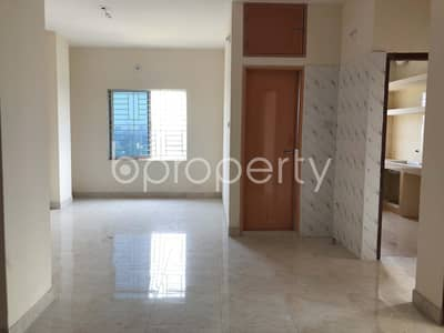 2 Bedroom Flat for Sale in Uttar Khan, Dhaka - This 1060 SQ FT Apartment For Sale In Madarbari Near Uttar khan Police Station