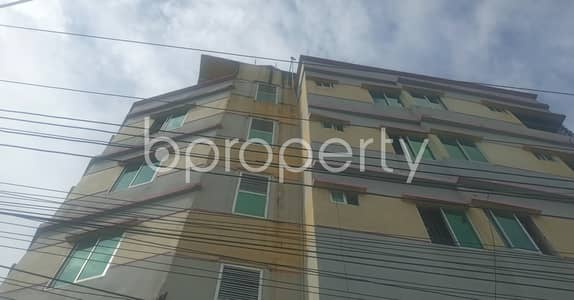 1 Bedroom Apartment for Rent in Halishahar, Chattogram - Grab This Lovely Apartment Of 450 Sq Ft Which Is Up For Rent In 37 No. North-Middle Halishahar Ward