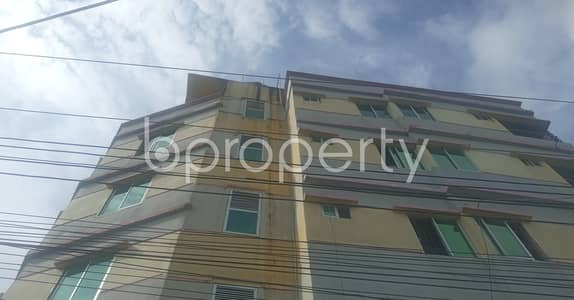 1 Bedroom Apartment for Rent in Halishahar, Chattogram - Grab This Lovely Apartment Of 460 Sq Ft Which Is Up For Rent In 37 No. North-Middle Halishahar Ward