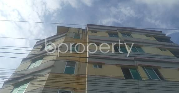 1 Bedroom Apartment for Rent in Halishahar, Chattogram - Grab This Lovely Apartment Of 440 Sq Ft Which Is Up For Rent In 37 No. North-Middle Halishahar Ward