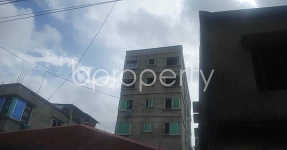 1 Bedroom Apartment for Rent in Halishahar, Chattogram - An Adequate Apartment Of 1 Bedroom For Rent Is All Set For You To Settle In 38 No. South Middle Halishahar .