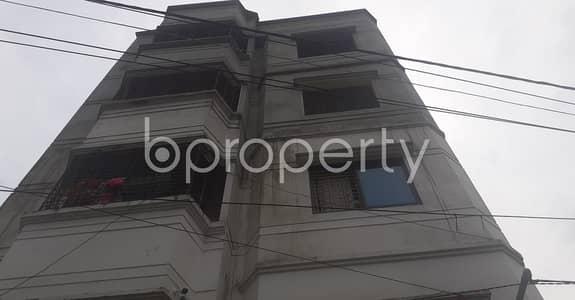 2 Bedroom Flat for Rent in Dakshin Khan, Dhaka - View This 600 Sq Ft Apartment For Rent In East Mollartek, Dakshin Khan